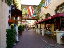 Santa Barbara arcade